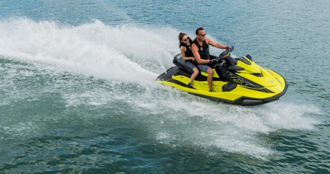 Louer Jet Ski avec ou sans skipper Yamaha à Marbella