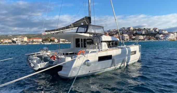 Louer Catamaran avec ou sans skipper Lagoon à Rogoznica