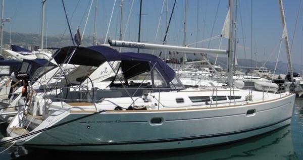 Location bateau Rijeka pas cher Sun Odyssey 45