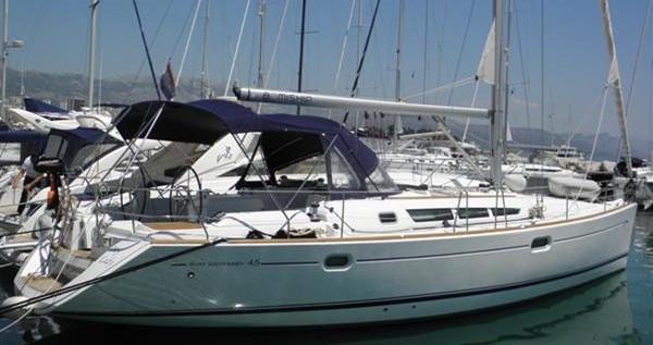 Louez un Jeanneau Sun Odyssey 45 à Rijeka