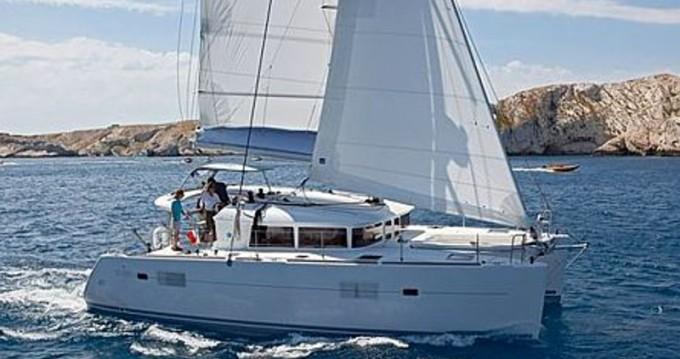 Location Catamaran à Paros - Lagoon Lagoon 400