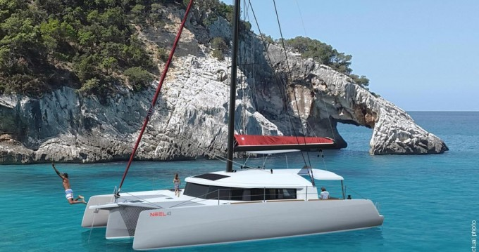 Location yacht à Cogolin - Neel Neel 43 sur SamBoat