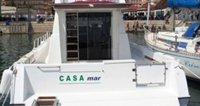 Location Bateau à moteur Cata avec permis