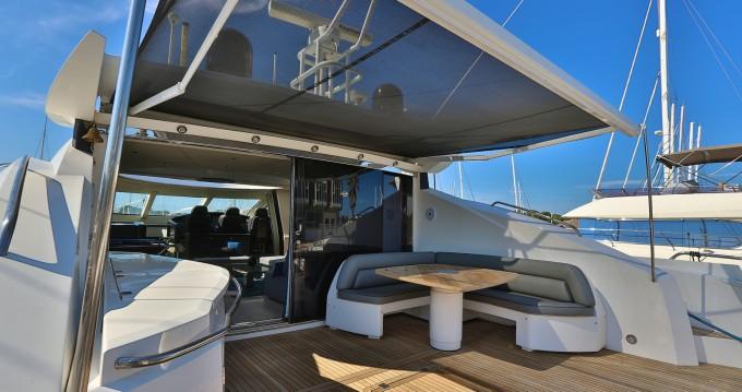 Yacht à louer à Canet-en-Roussillon au meilleur prix