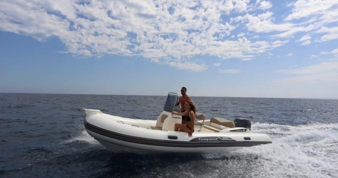 Location yacht à Mahón - Capelli Tempest 570 sur SamBoat
