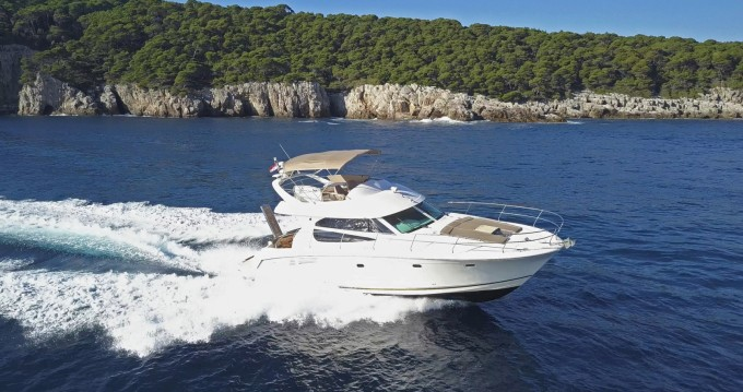 Location bateau Dubrovnik pas cher Prestige 42 Fly