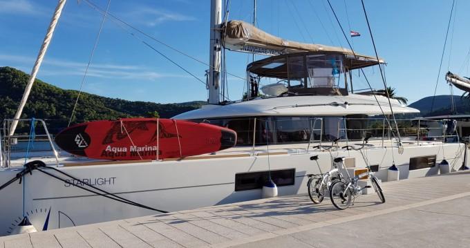 Location Catamaran à Athènes - Lagoon Lagoon 560 S2