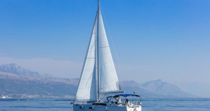 Location bateau Kaštela pas cher Oceanis 38.1