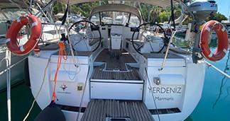 Location bateau Marmaris pas cher Sun Odyssey 409