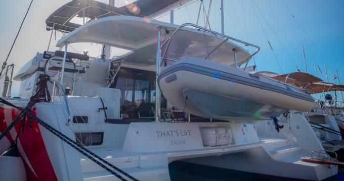 Catamaran à louer à Biograd na Moru au meilleur prix