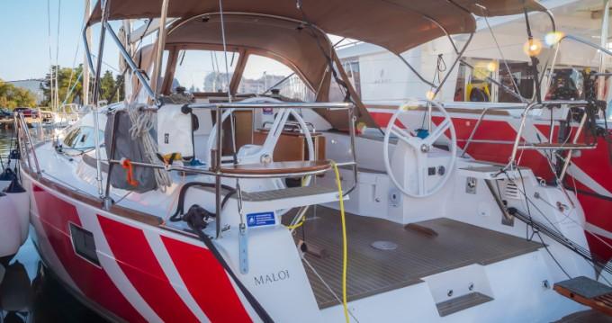 Location yacht à Biograd na Moru - Elan Impression 40 sur SamBoat