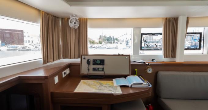 Location yacht à Biograd na Moru - Lagoon Lagoon 450 F sur SamBoat