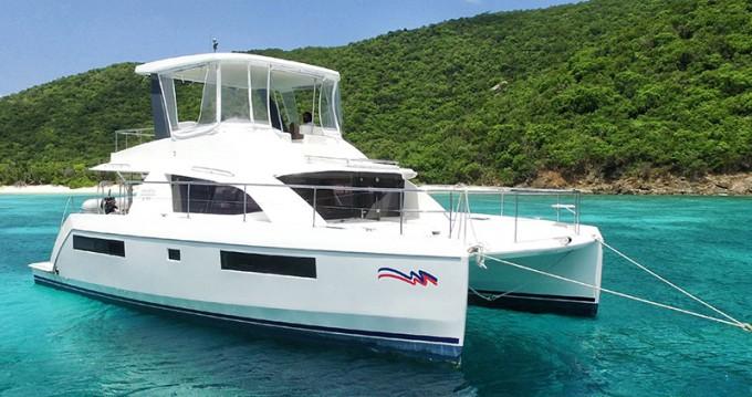Location bateau Leopard Moorings 433 PC à Nassau sur Samboat