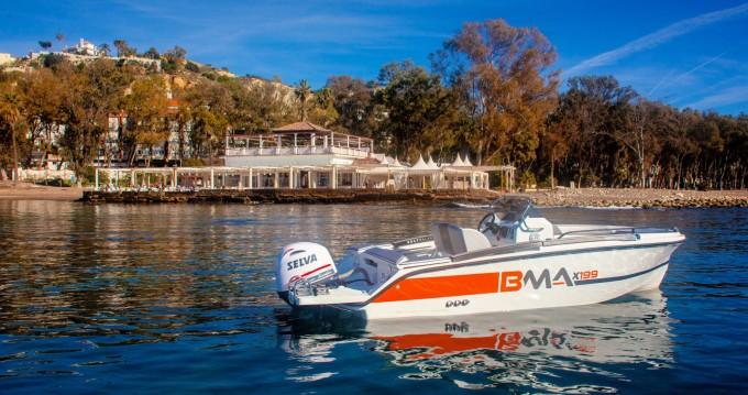 Location bateau Málaga pas cher BMA X199