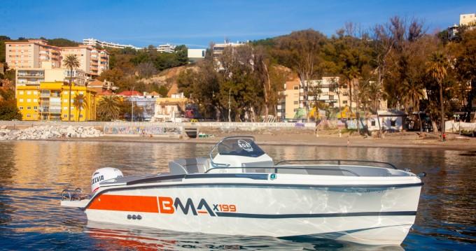 Location bateau BMA BMA X199 à Málaga sur Samboat