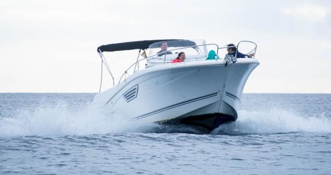 Location bateau Alicante pas cher Cap Camarat 8.5 CC