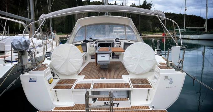 Location bateau Ayamonte pas cher Oceanis 45