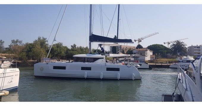 Location Catamaran à Hyères - Lagoon Lagoon 46