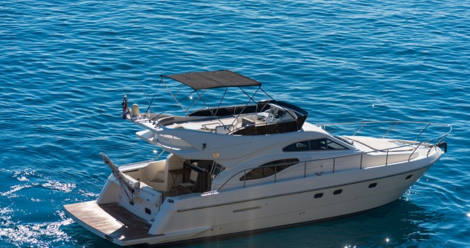 Location yacht à Split - Ferretti Ferretti 430 sur SamBoat
