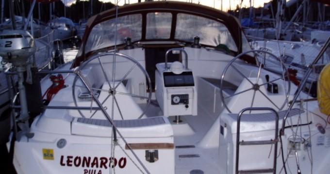 Louez un Dufour Gib Sea 43 à Funtana-Fontane