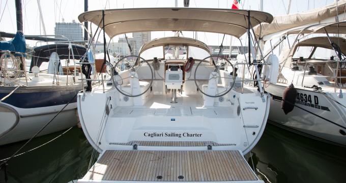 Location bateau Cagliari pas cher Cruiser 46