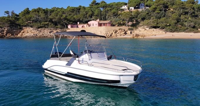 Location bateau Palamós pas cher Flyer 6.6 SUNdeck