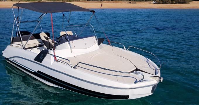 Louer Bateau à moteur avec ou sans skipper Bénéteau à Palamós