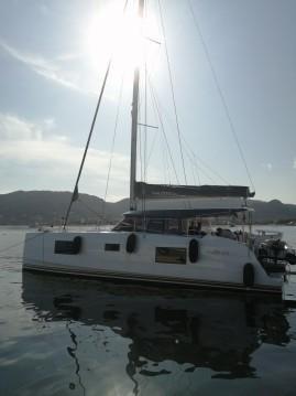 Location Catamaran à Porto-Vecchio - Nautitech Nautitech Open 40