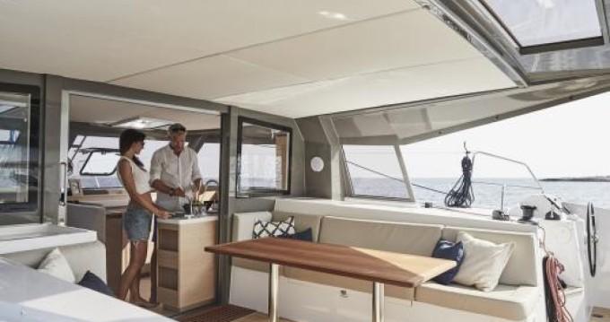 Louer Catamaran avec ou sans skipper Nautitech à Porto-Vecchio