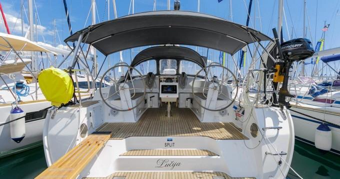 Location bateau Split pas cher Cruiser 46