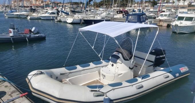 Location bateau Hyères pas cher Valiant 570