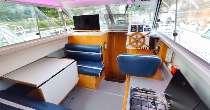 Location bateau O Ézaro pas cher Albatros 750