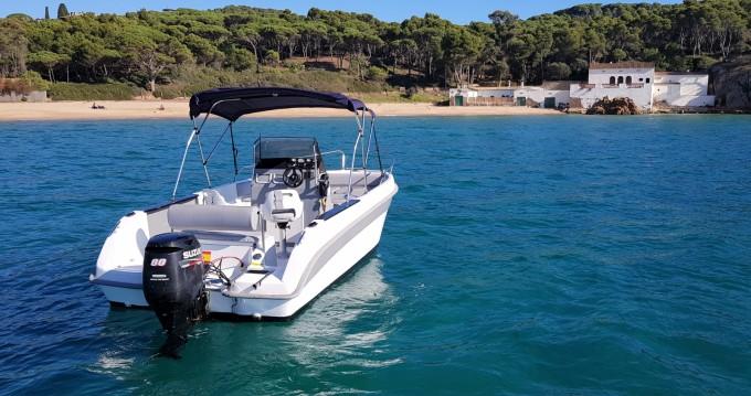 Location yacht à Palamós - Astec 540 open sur SamBoat