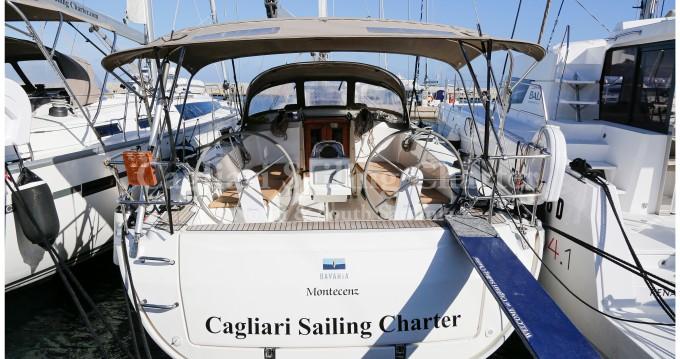 Bavaria Cruiser 41 entre particuliers et professionnel à Marina di Portisco