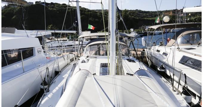 Location bateau Marina di Portisco pas cher Cruiser 41