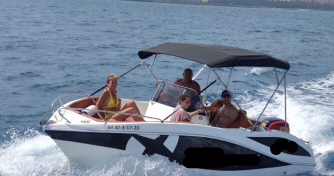 Location yacht à Alicante - Okiboats Barracuda 545 Open sur SamBoat