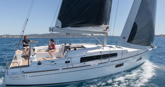Location yacht à Pula - Bénéteau Oceanis 38.1 sur SamBoat