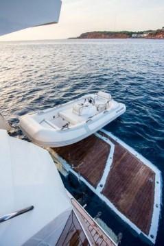 Location bateau Ajaccio pas cher Predator 72