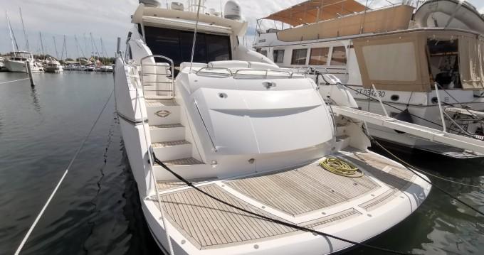 Location bateau Sunseeker Predator 72 à Cannes sur Samboat