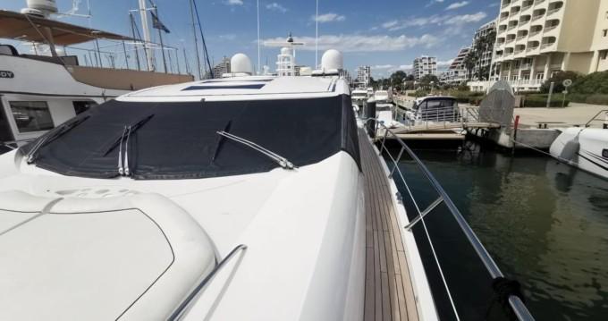 Location yacht à Cannes - Sunseeker Predator 72 sur SamBoat