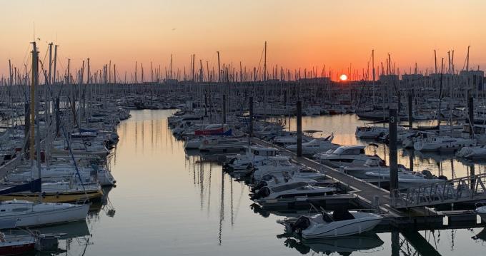 Maxum Maxum 2700 SRC entre particuliers et professionnel à La Rochelle