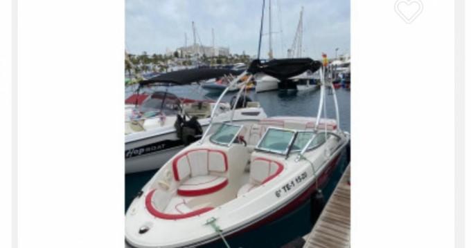 Location yacht à Adeje - Sea Ray Sea Ray 185 Sport sur SamBoat