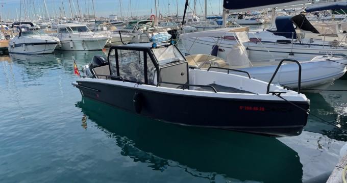 Louer Bateau à moteur avec ou sans skipper Xo Boats à Palma de Majorque