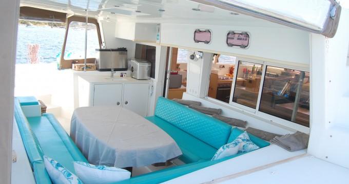 Location yacht à Île d'Ibiza - Lagoon Lagoon 500 sur SamBoat