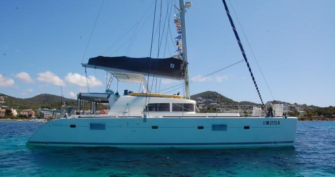 Louer Catamaran avec ou sans skipper Lagoon à Île d'Ibiza