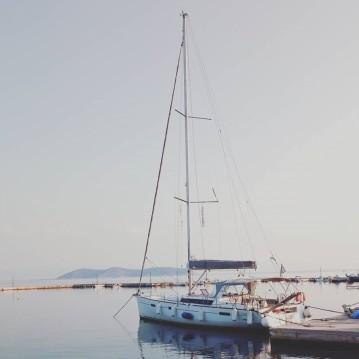 Location bateau Bénéteau Oceanis 45 à Thassos Island sur Samboat