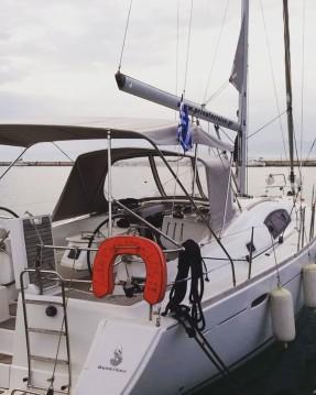 Location yacht à Thassos Island - Bénéteau Oceanis 43 sur SamBoat