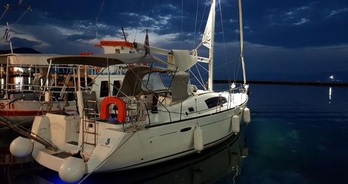 Location bateau Bénéteau Oceanis 43 à Thassos Island sur Samboat