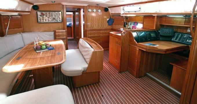 Location bateau Thassos Island pas cher Cruiser 50