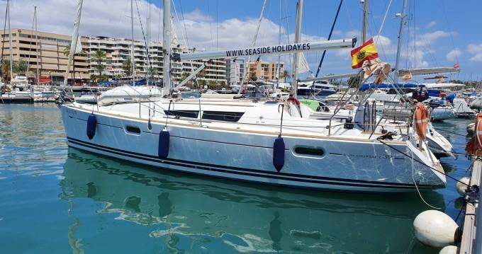 Louez un Jeanneau Sun Odyssey 39i à Ibiza (Ville)